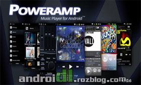 پلیر قدرتمند Poweramp Music Player